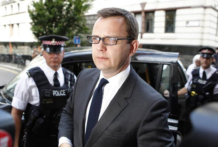 Coulson, who became Downing Street's director of communications after leaving the newspaper, was jailed in July for his part in the phone hacking scandal at the defunct tabloid.The 46-year-old will reportedly wear an electronic tag as part of the condition for his early release from Hollesley Bay jail in Suffolk.Coulson had originally been sent to Belmarsh prison in south-east London, before being moved to the low security facility after two months.According to the BBC, he left the jail this morning in a waiting car and didn't say anything to reporters outside.