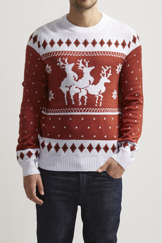 The 11 Best Naughty Holiday Sweaters