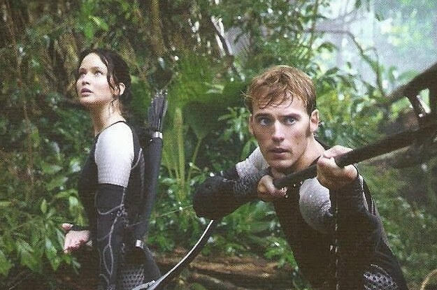 who would you be in the hunger games