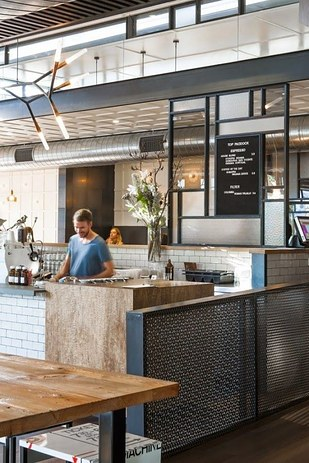 31 coffeeshops and caf s you wish you lived in for Kitchen design jobs melbourne