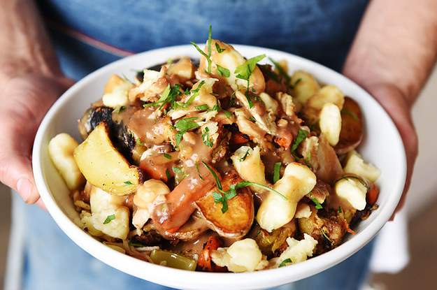Thanksgiving Poutine Exists, And This Is How To Make It