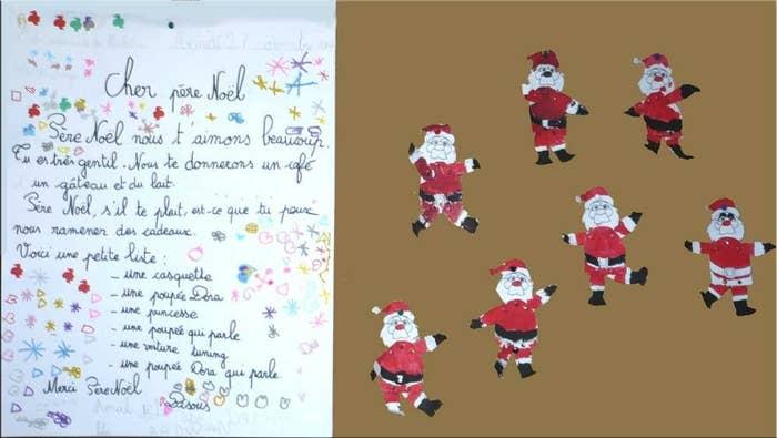 62dda1f6f381a 28 lettres d enfants au Père Noël qui ravivent la magie de Noël