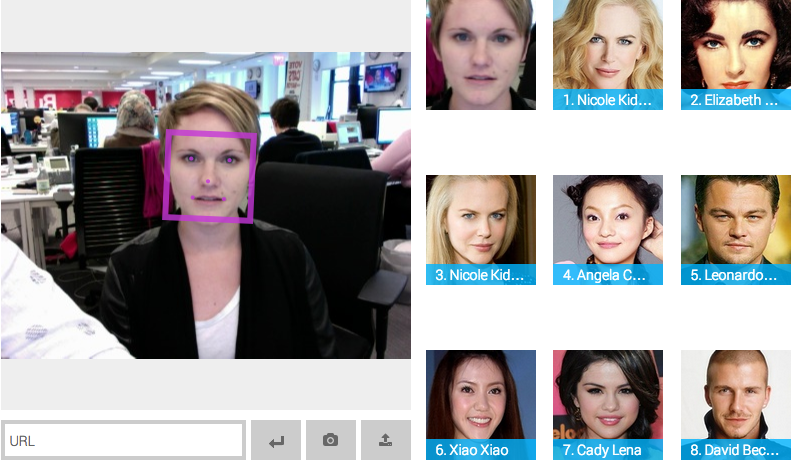 Find Your Celebrity Look Alike