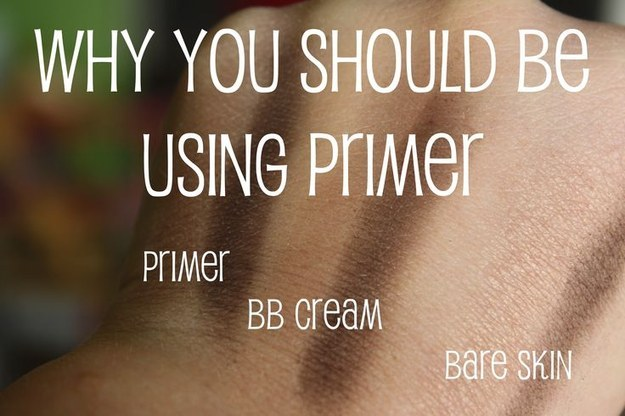 Primer? BB? CC? What does it all mean?