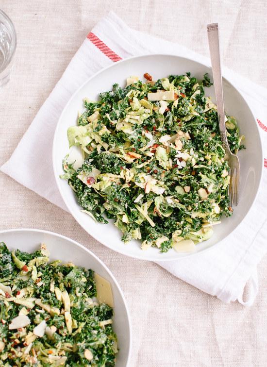 Una ensalada verde que te dejará satisfecho