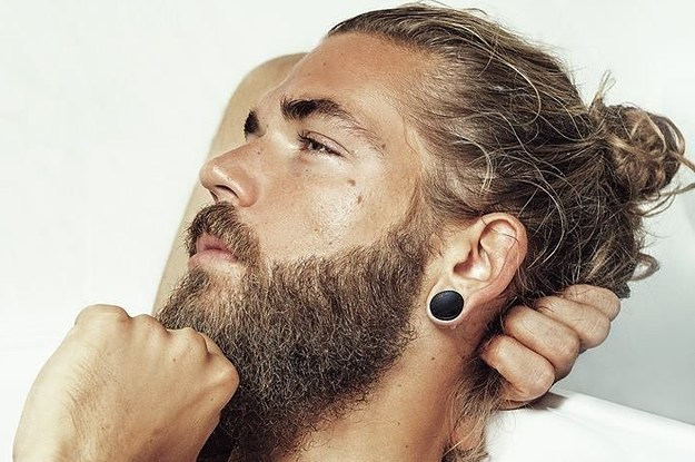 20 Man Buns That Will Ruin You For Short-Haired Guys