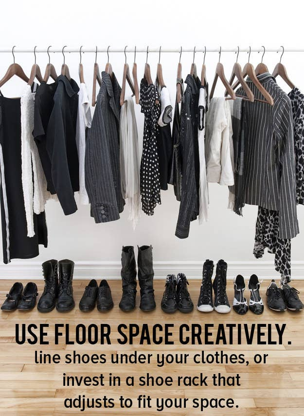 Dont Let Your Floor Space Go To Waste