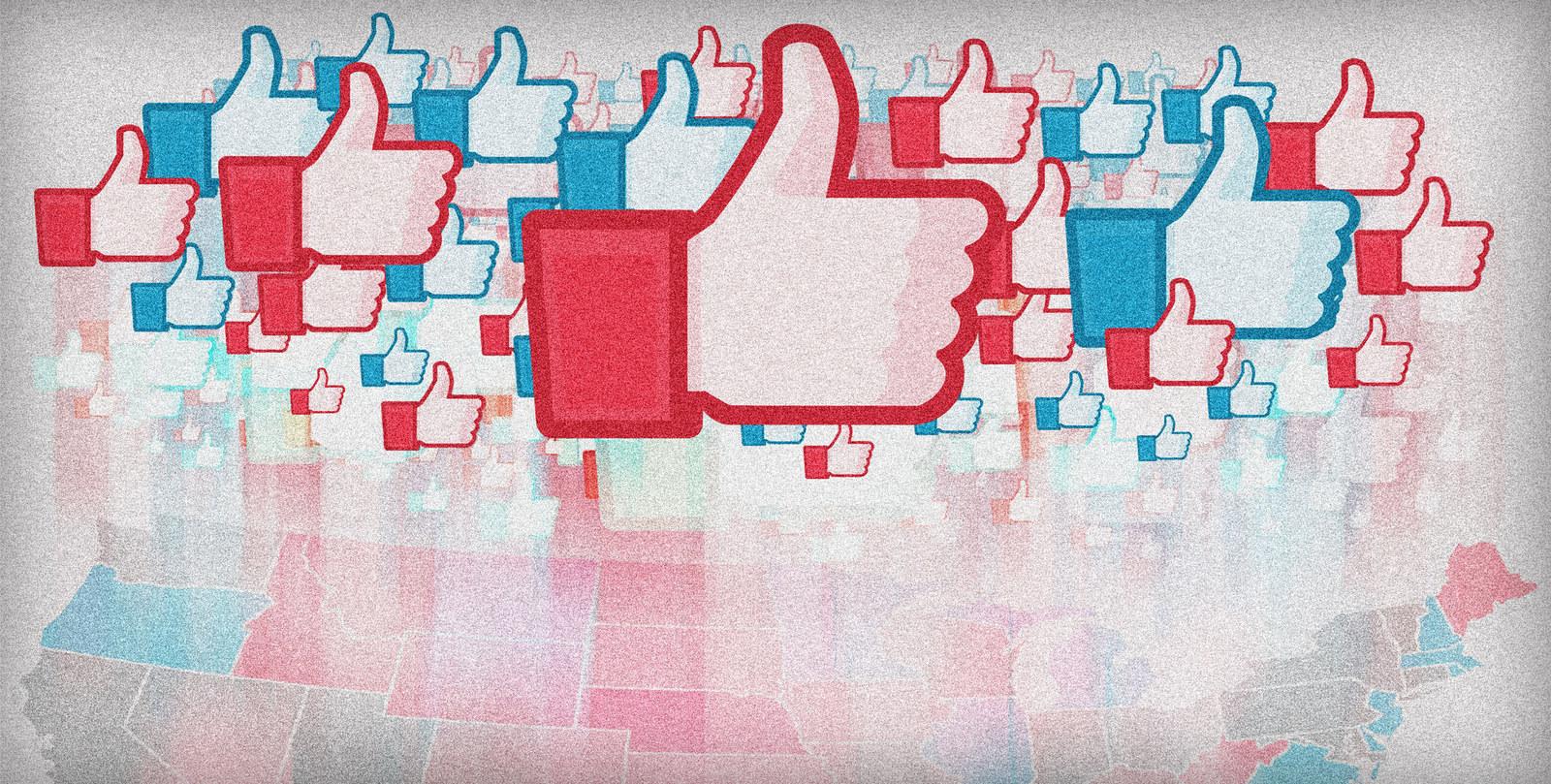 The Facebook Election