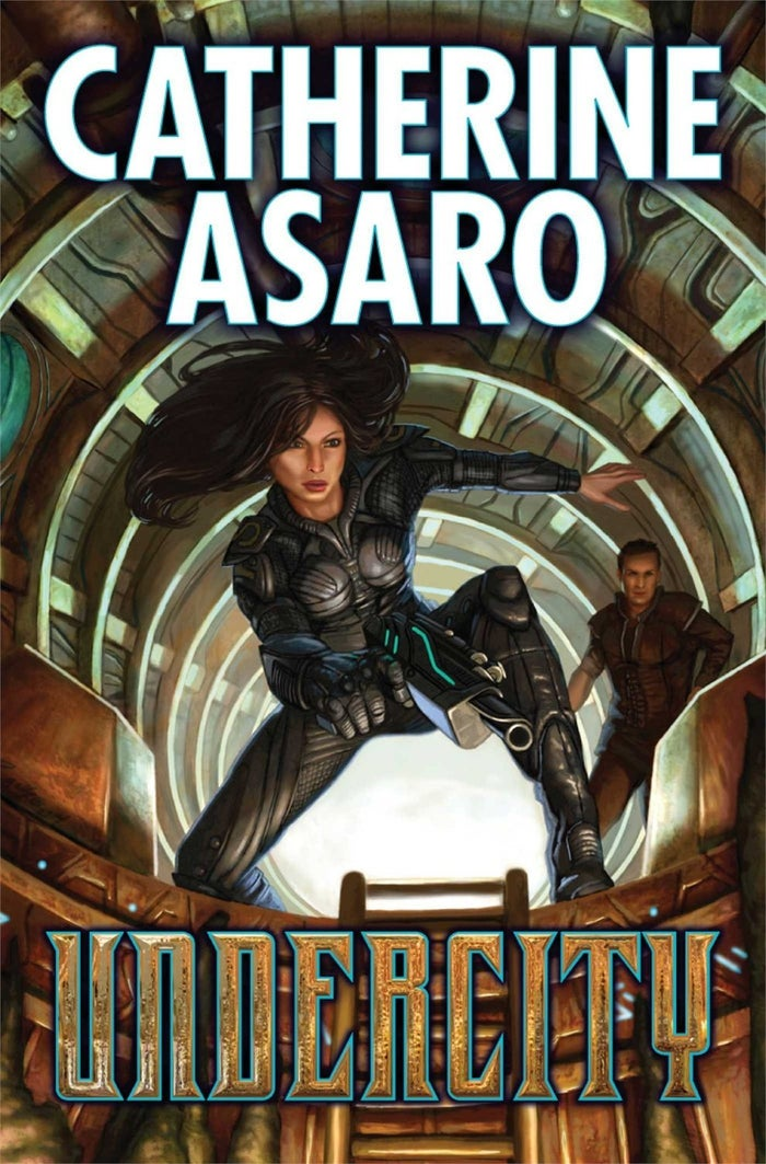 What it's about: Major Bhaajan, a former military officer with Imperial Space Command, is now a hard-bitten P.I. with a load of baggage to deal with, and clients with woes sometimes personal, sometimes galaxy-shattering, and sometimes both. Bhaajan must sift through the shadows of dark and dangerous Undercity—the enormous capital of a vast star empire—to find answers.Why you should buy it: Baen is known, for better or worse, for their military SF stories. This first book in a new series from award-winning author Catherine Asaro in her Skolian Empire world looks like an exciting throwback to space opera epics of days past. Release date: 12/2/2014