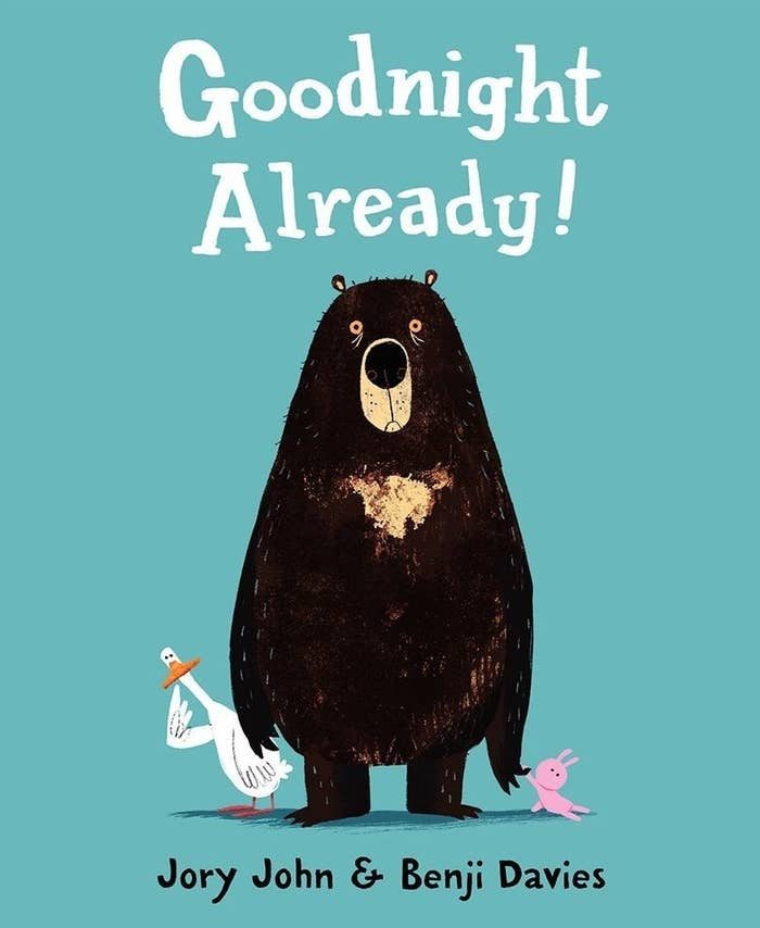 Bear longs for sweet, sweet slumber — if only Duck would let him get some shut-eye.What kind of reader is it for? Those with younger siblings who constantly prevent them from experiencing peace and quiet.Release Date: Dec. 2, 2014Buy here.