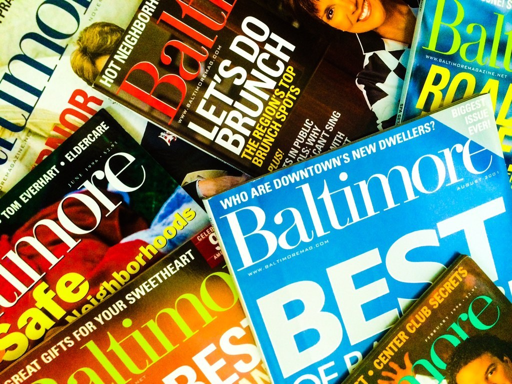 Ten Surprising Things That Originated In Baltimore