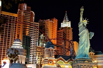 15 Things You Can Only Do In Vegas