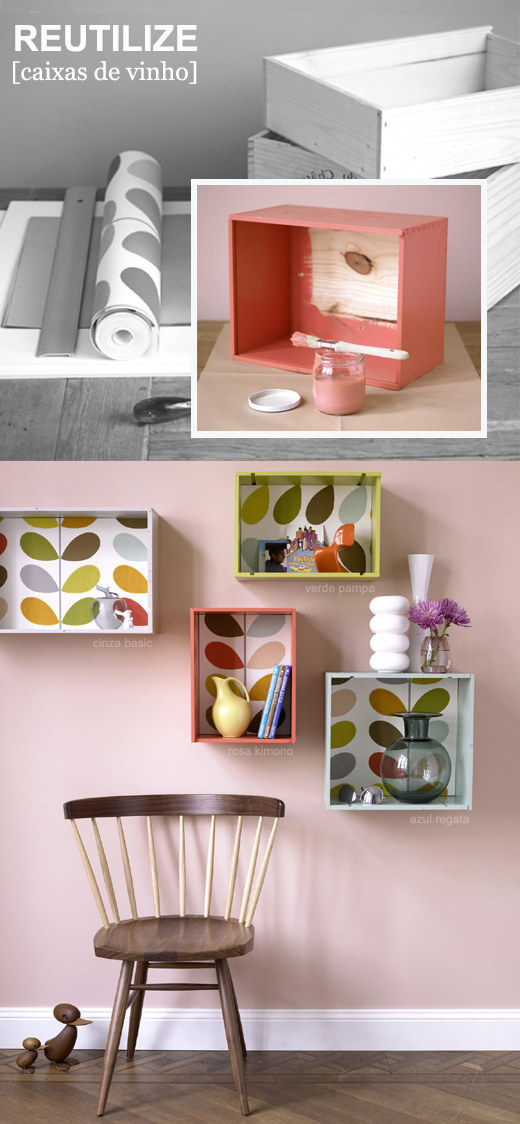 Give Your Home A DIY Makeover With These Awesome 3D Shelves That Can Be Made  From