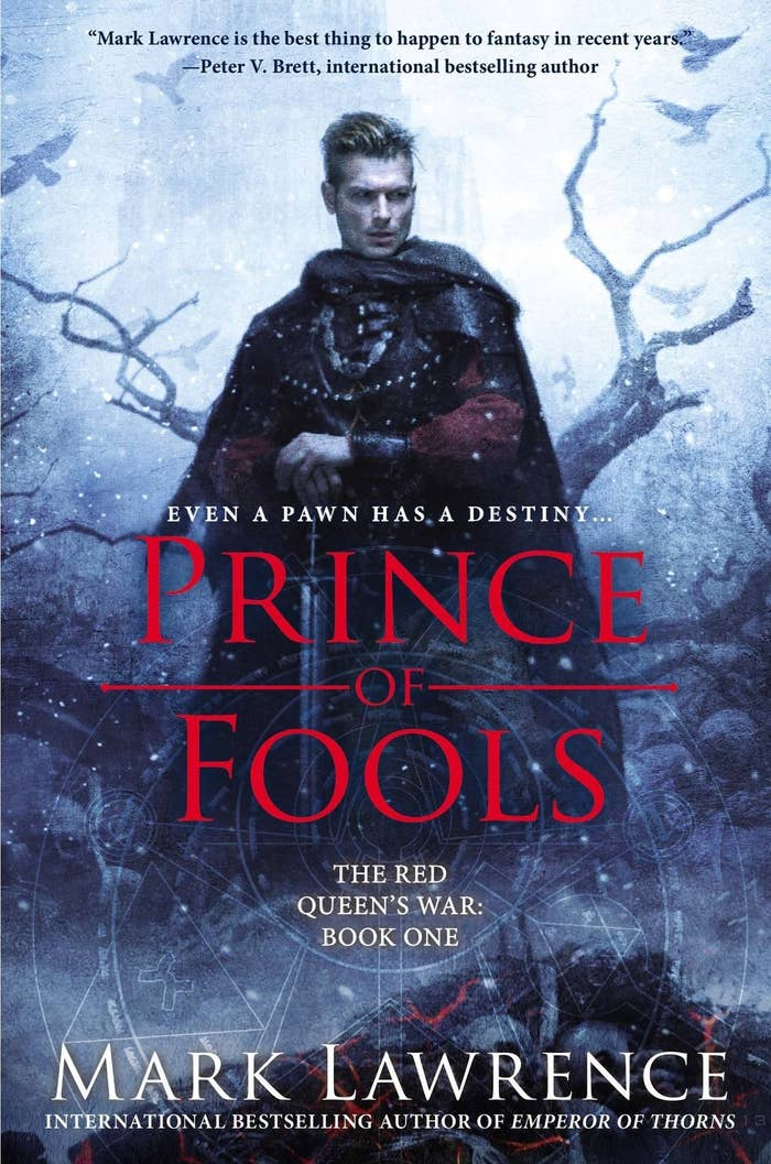 Prince of Fools is essentially a tale of two opposites: Jalan, a self-professed coward highly skilled at avoiding responsibility, 10th in line for the throne; and Snorri, a mighty warrior and survivor of countless battles from the frozen north. Bound together by an act of magic, they must travel together through the frozen wilderness of Snorri's homeland. If you've read Lawrence's Broken Empire trilogy, this is set in the same world but has a much different tone. It's funnier and less violent, but still action-packed.