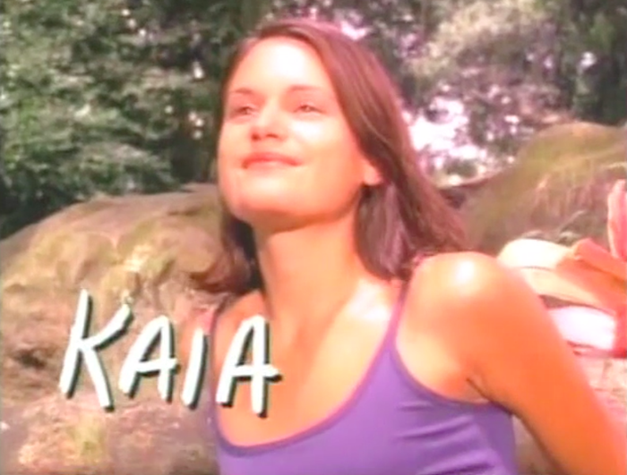 The Natasha to Justin's Boris, the oft-topless Kaia wasn't much better — or more capable of intentionally causing controversy — but at least she stuck out the season.