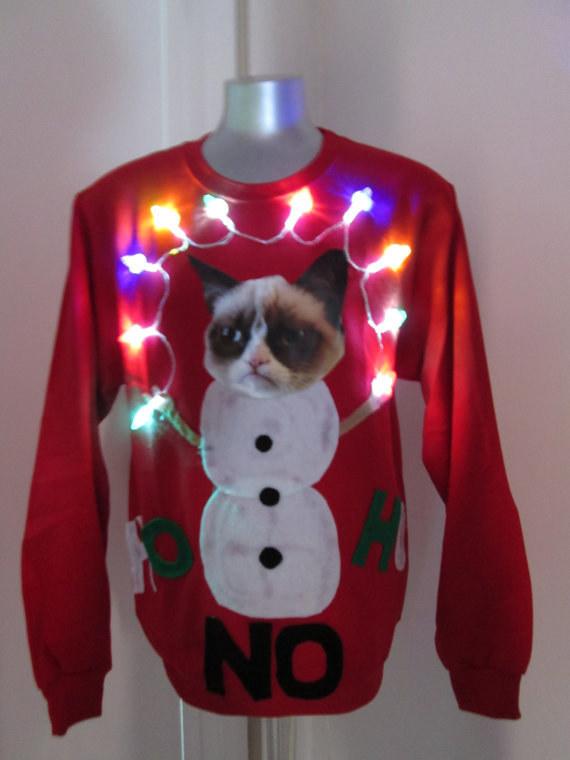 19 Stupefyingly Ugly Christmas Sweaters You Can Buy