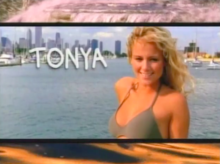Tonya from the real world nude