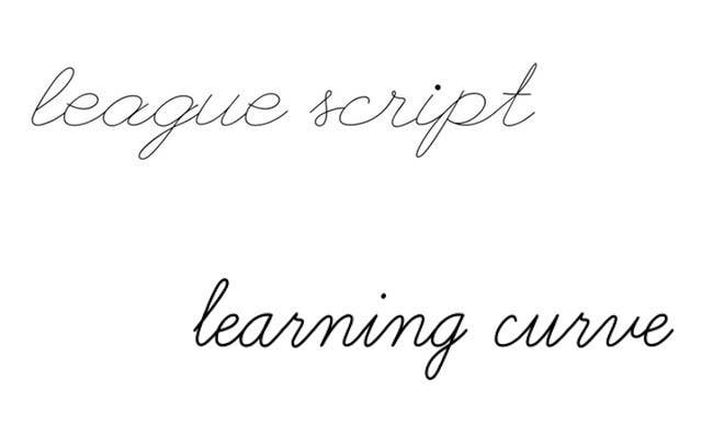 try league script or learning curve