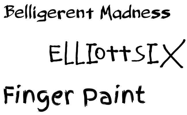 Try Belligerent Madness Elliotsix Or Fingerpaint