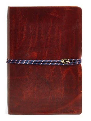 A fine, leather-bound journal is what every prospective novelist needs. Ideal for thoughtfully writing on a park bench, or a train. $68 from Nordstrom