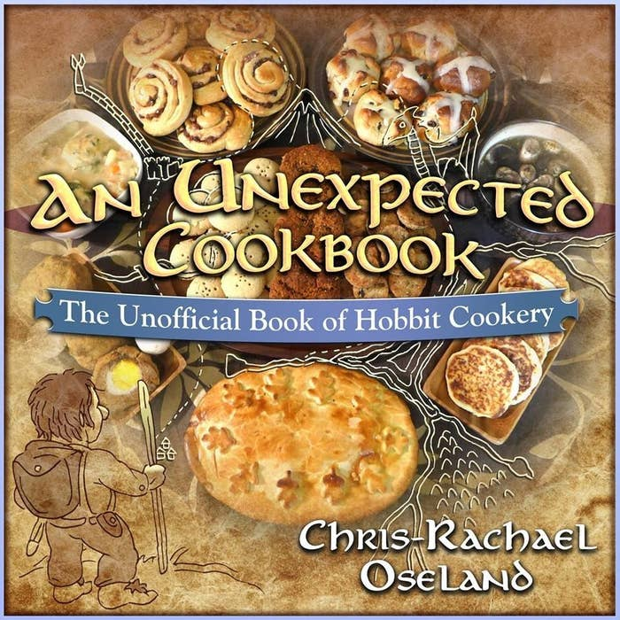 Complete your trip to the Shire with this collection of historically researched recipes for all seven Hobbit meals. Who's ready for Elevenses!