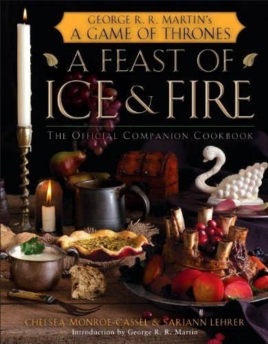 Travel from The Wall to King's Landing with recipes inspired by George RR Martin's lush descriptions of Westeros' culinary delights.