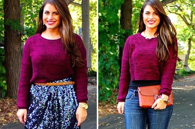 Style for busty women