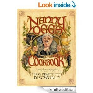 Avoid Dibbler's dubious pies and instead enjoy this hysterical collection of recipes from one of the Disc's most (in)famous witches.