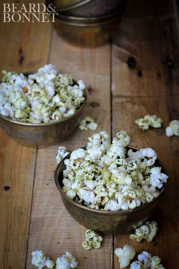 This light and flavourful vegan popcorn recipe will stave off your cravings and keep you sharp on your trip without bloating your stomach.Get the recipe here.