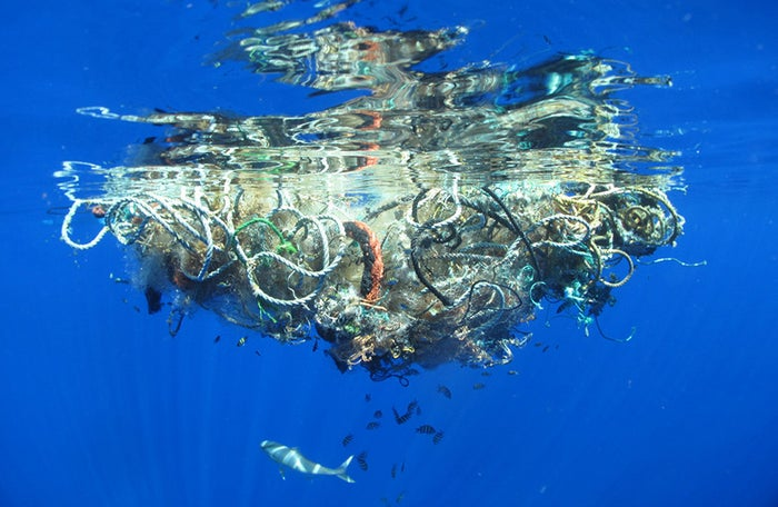 The Patch is a basically immobile, gigantic mass of trash out in the middle of the Pacific. Most estimates put its size—composed entirely of plastic bottles, chemical sludge, and basically any other kind of debris you can imagine—larger than the state of Texas. You'd probably rather go to Texas.