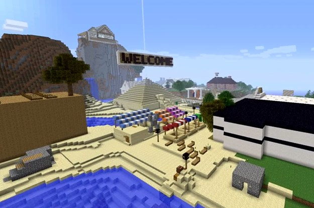 "This ""Minecraft"" Community Is Saving The Lives Of Children With Autism"