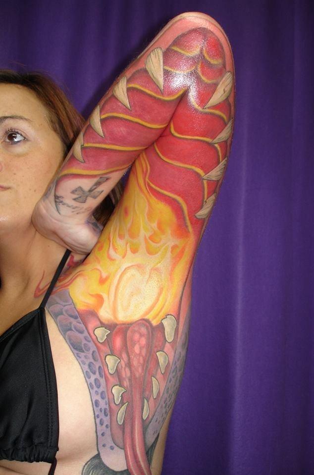 1a85a5db3 Ed Weston III / Custom, Flint, MI / Facebook: TattoosByEdWestonIII