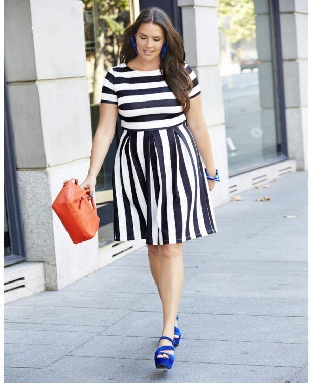 Fit And Flare Dresses Look Good On Any Body Type We All Have At