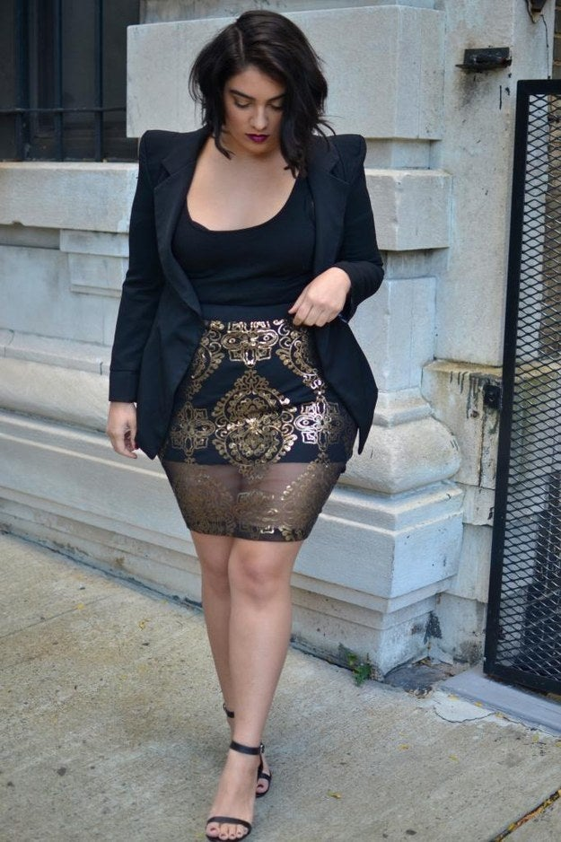 a814209da3d641 14 Amazing Styling Tips For Curvy Girls