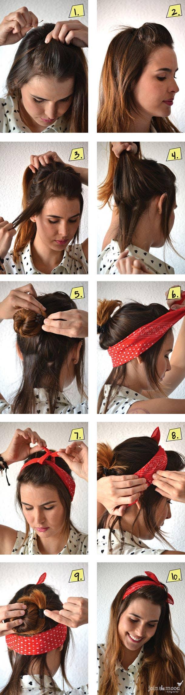 20 Peinados Frescos Faciles Y Con Estilo Para El Calor