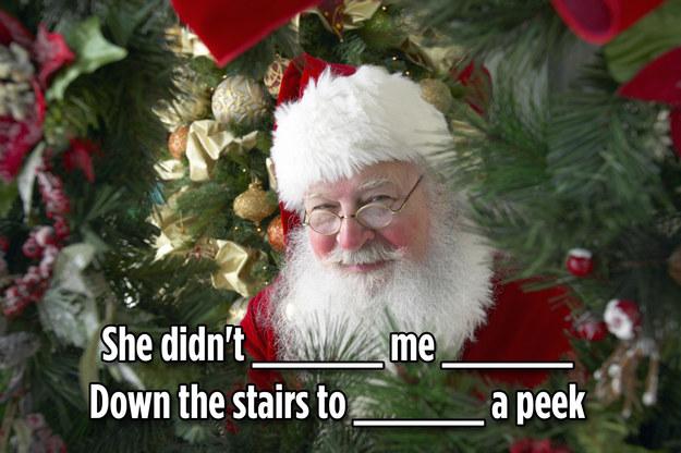 the hardest christmas lyrics quiz you'll ever take