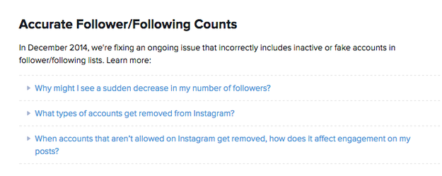 Instagram killed off thousands of spambots and kim kardashian now instagram has been promising all year to remove inactive or fake accounts from followerfollowing lists ccuart Image collections