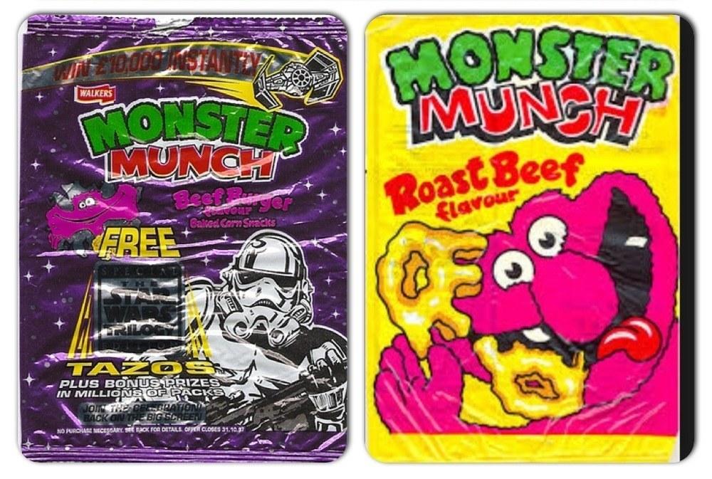 best crisps of the 90s