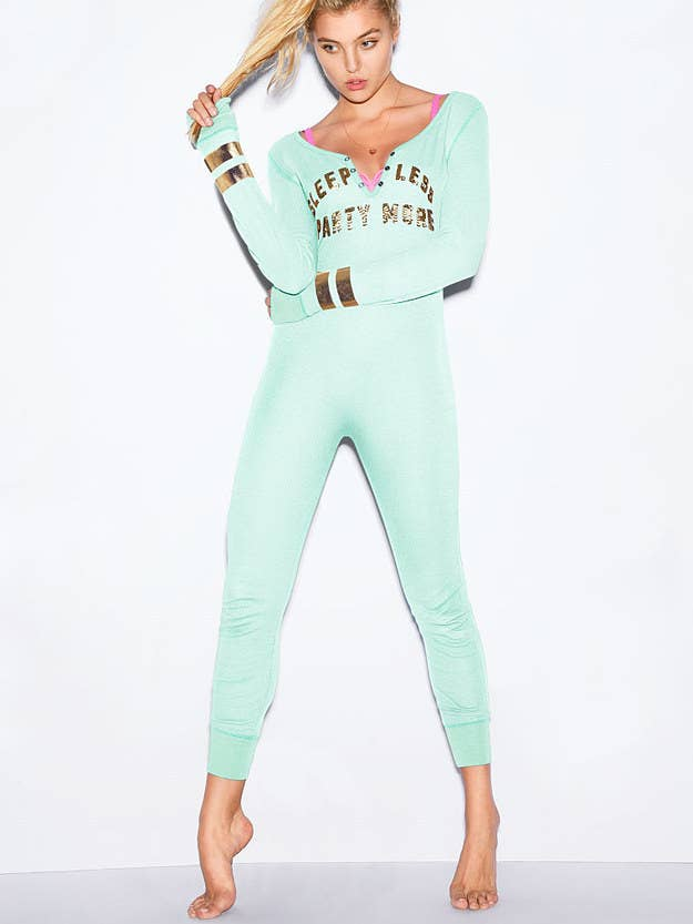 acc2c550c78a 33 Cozy Onesies That Are Better Than A Winter Boyfriend