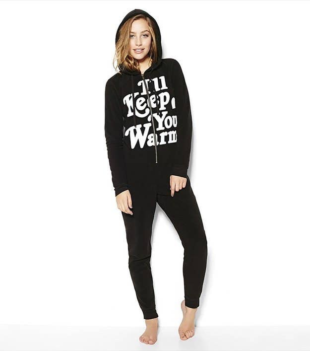 32d1a31f4316 33 Cozy Onesies That Are Better Than A Winter Boyfriend