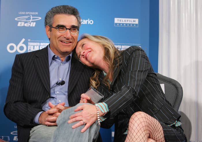 Eugene Levy And Catherine O'Hara Look Back On Their 40-Year