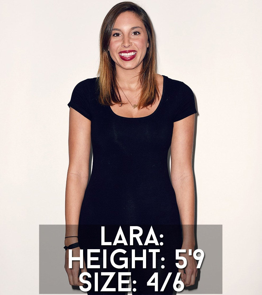 This Is What One Size Fits All Actually Looks Like On All Body Types