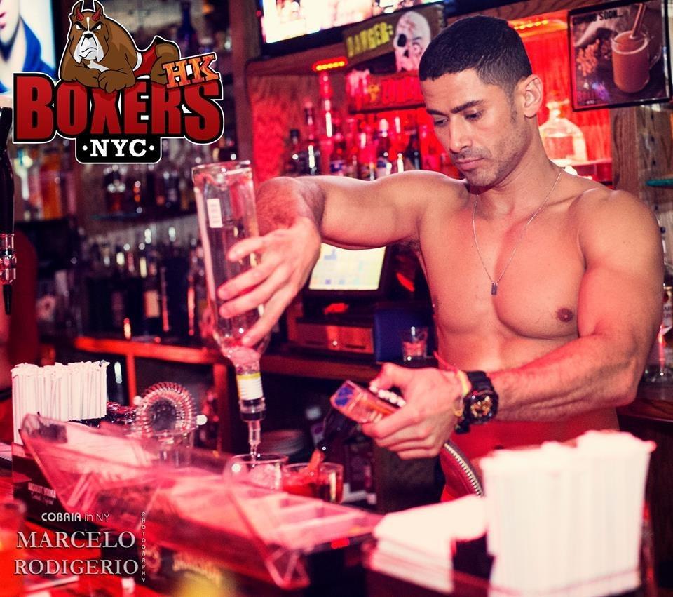 Gay bar new york city