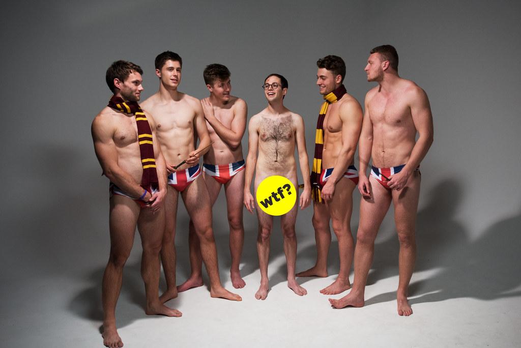 Try guys eugene nude