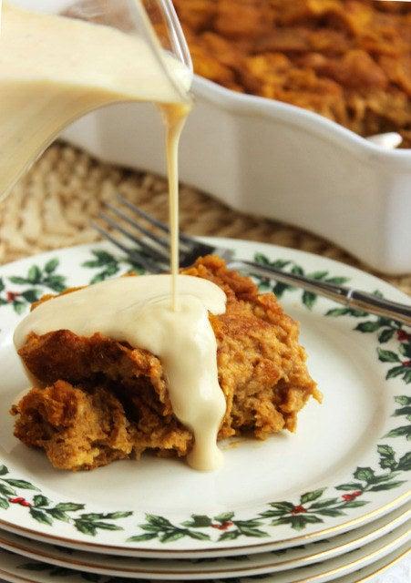 Pumpkin: not just for Thanksgiving! Get the recipe.