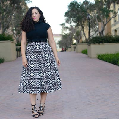 754234f609 14 Amazing Styling Tips For Curvy Girls