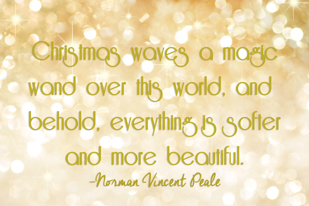 of the most beautiful literary quotes about christmas