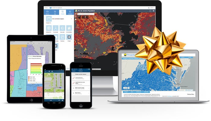 More mapping apps. And a preview of 10.3!