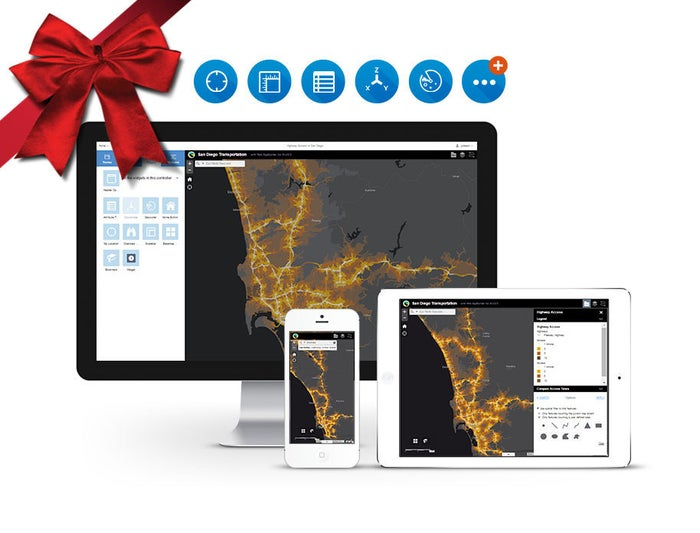 Configurable themes. More mapping apps. And a preview of 10.3!