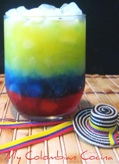 6 el trago de la bandera de colombia